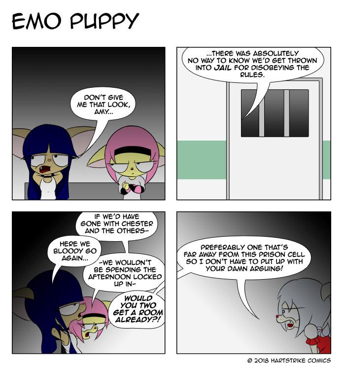 Jail Pups